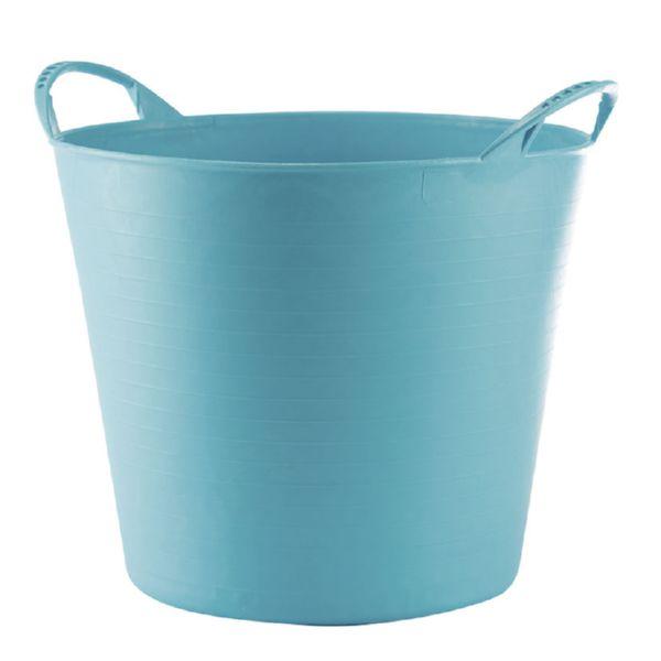 Capazo 42 litros, azul