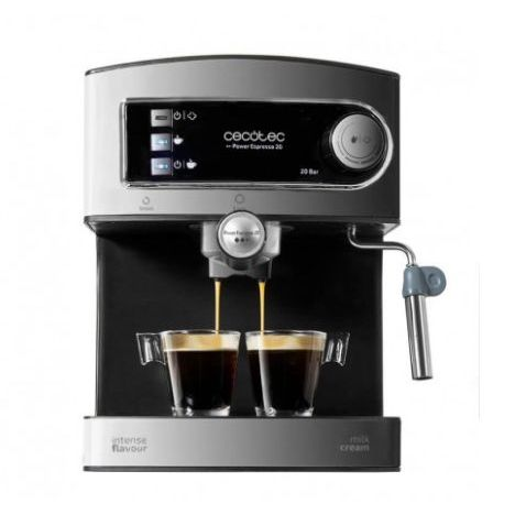 Cecotec Cafetera Power Expresso 20