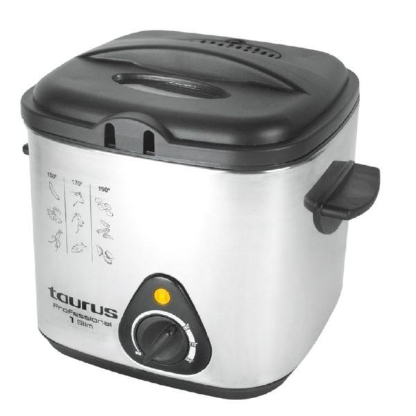 Freidora Professional 1 Slim. 1000w. Cubeta 1 litro