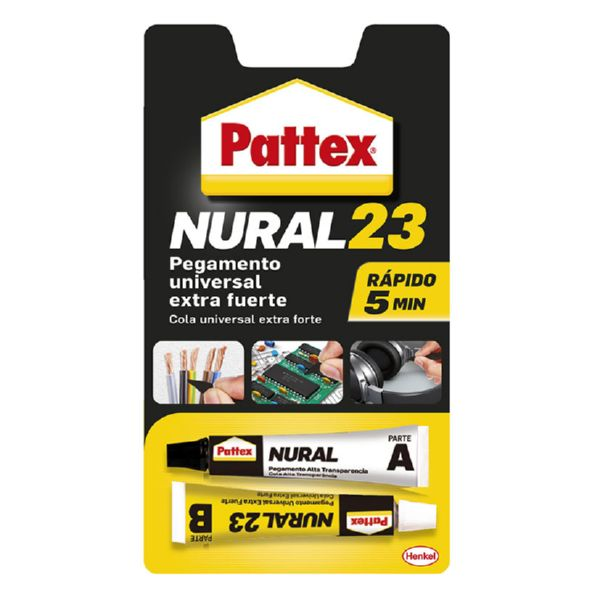 Pattex Nural-23 Tubo 22 ml