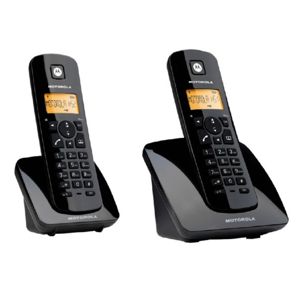 TELEFONO INALÁMBRICO SINGLE FERSAY-DECT. 1020 N.